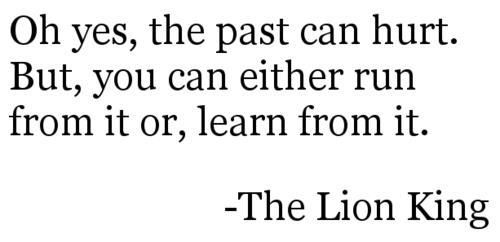 The Past - Wisdom Quotes