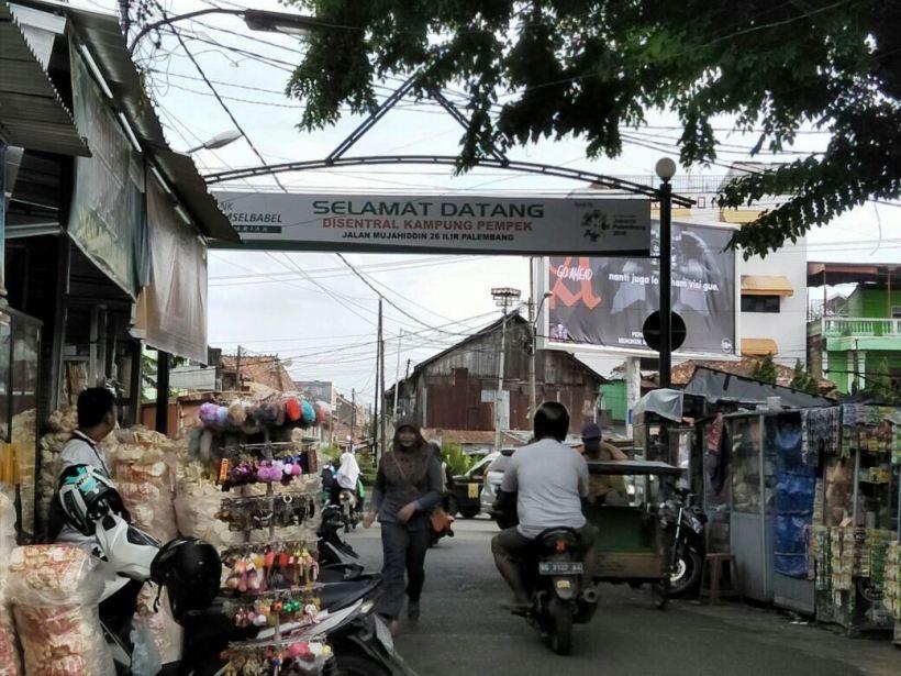 Kampung Pempek 26 Ilir Palembang